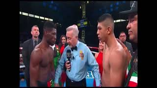 Jaime Munguia vs Patrick Allotey Highlights   14 09 2019