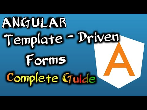 Angular Template-driven forms with Custom Validation - Complete Tutorial thumbnail