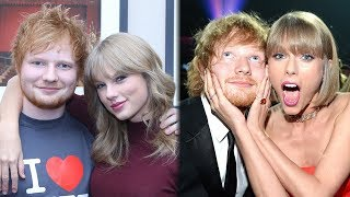 10 CUTEST Taylor Swift & Ed Sheeran BFF Moments