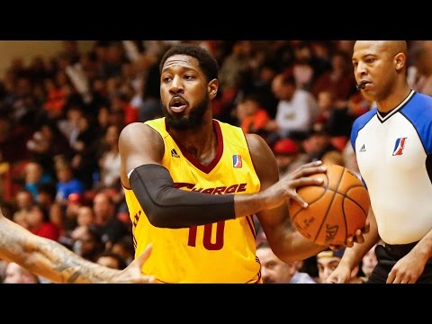 John Holland NBA D-League Season Highlights w/ Canton Charge