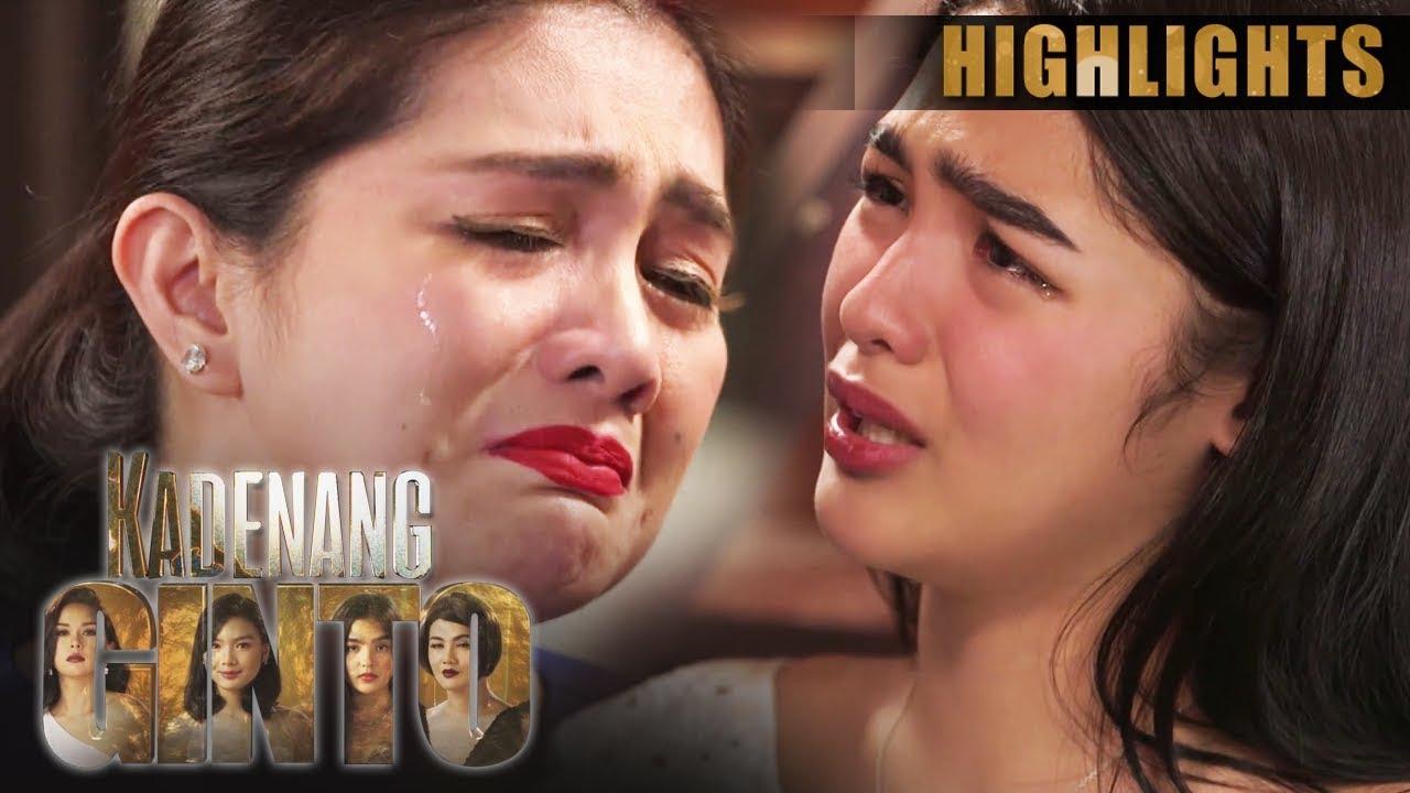 Download Daniela, naluha sa pakikiusap kay Marga | Kadenang Ginto (With Eng Subs)