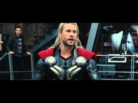 Avengers, l'Ère d'Ultron- Bande-annonce en VF   Marvel Officiel HD poster