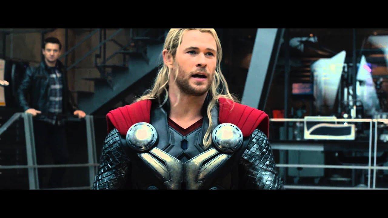 Avengers, l'Ère d'Ultron- Bande-annonce en VF | Marvel Officiel HD