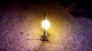 Natriumdampfhochdrucklampe