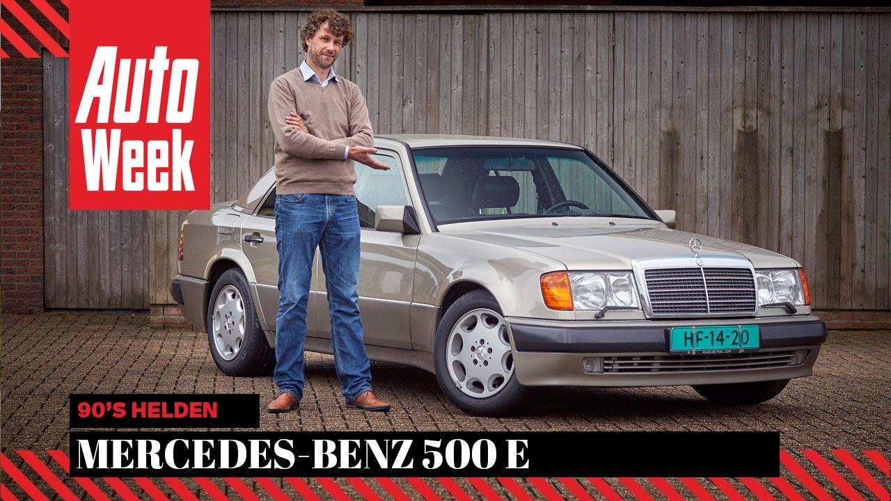 Mercedes benz 500 e 90 39 s helden youtube for 90s mercedes benz