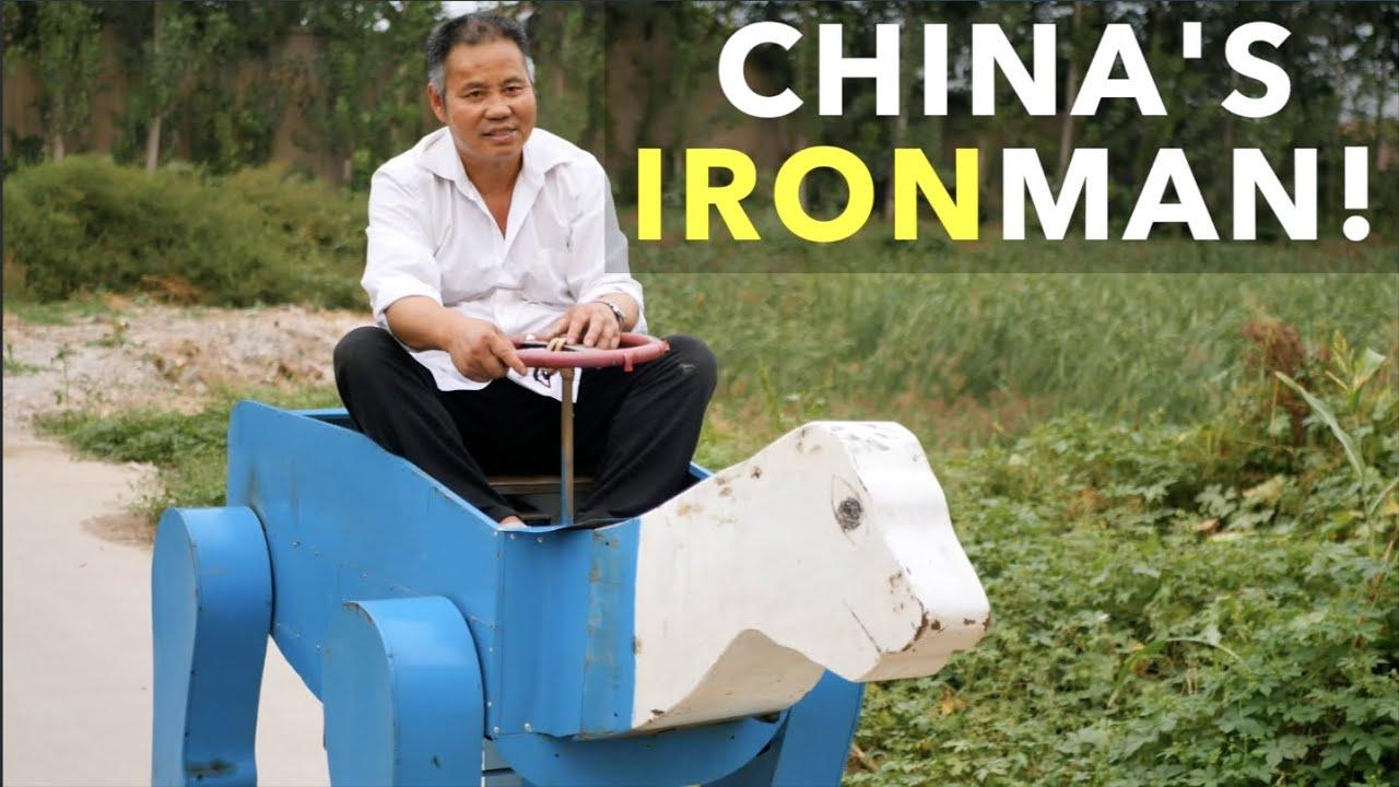 China's Iron Man!