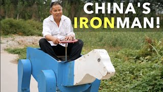China's Iron Man!