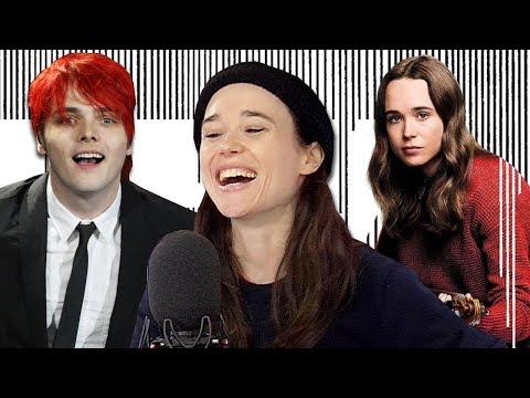 Ellen Page on working with Gerard Way for 'The Umbrella Academy' | PopBuzz Meets Mp3