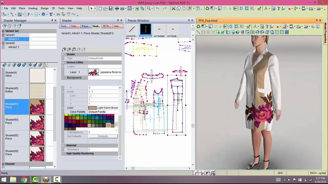 CLO 3D Fashion Design Software 47