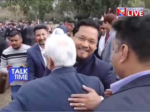 TALK TIME with Wasbir Hussain | Guest: Conrad Sangma (Chief Minister, Meghalaya)