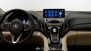 2019 Acura RDX - Turbocharged, Torque Vectoring Powertrain and Onslaught of Premium Features