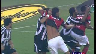 Flamengo 2x1 Botafogo - 2008 - Carioca 2008 Final Taça Guanabara