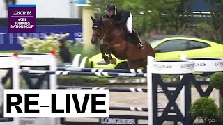 RE-LIVE   Longines FEI Jumping Nations Cup™ 2021   Rotterdam (NED)   Longines Grand Prix