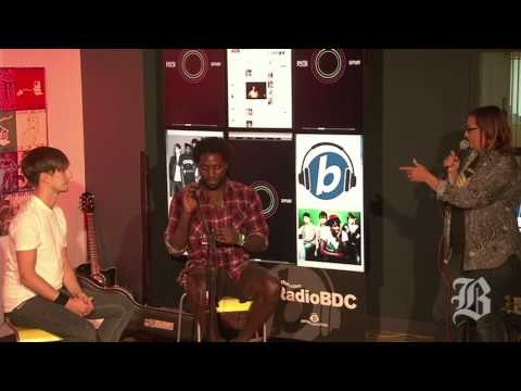 RadioBDC Live in the Lab - Bloc Party interview