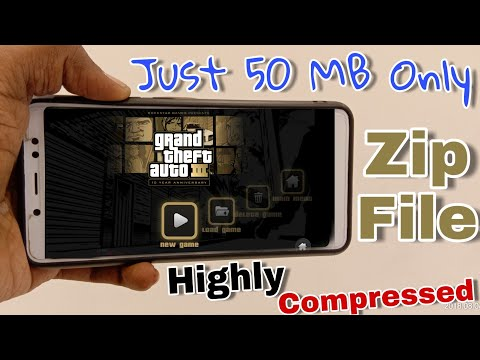 gta 3 android apk highly compressed