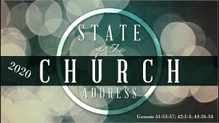 Sunday Service February 21, 2021 - State of the Church