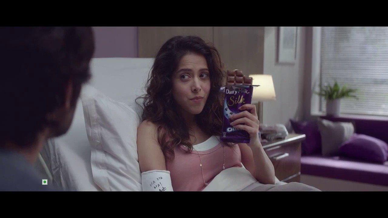 20 Photo of Cute Disha Patani | Cadbury Silk Bubbly Indian ...