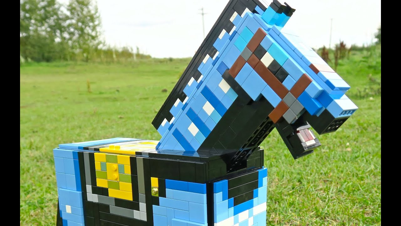 Minecraft Horses - How to Craft Horse Armor Minecraft 1.8 ...