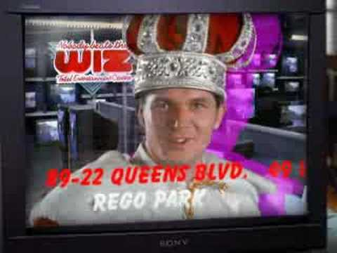 mattress king seinfeld. The Wiz Commerical Mattress King Seinfeld