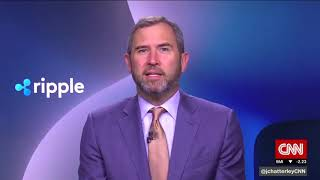 Ripple Brad Garlinghouse CNN Interview PART 1