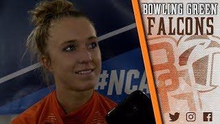 Erica Hubert Post-Match Interview (Nov 9, 2018)