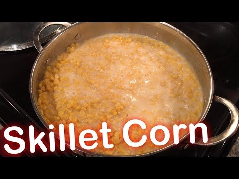 how-to-make:-skillet-corn