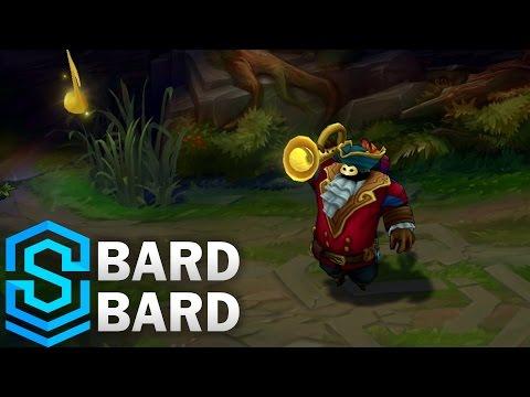 Bard Bard Skin Spotlight - League of Legends