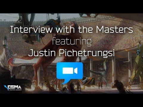 Interview With the Masters | Featuring Justin Pichetrungsi
