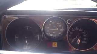 Разгон Волги с двигателем ГАЗ 53 0-100 км/ч