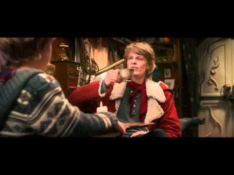 Als der Weihnachtsmann vom Himmel fiel YouTube Hörbuch Trailer auf Deutsch