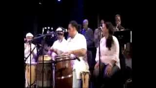 """""""Guerreros""""  Michele Rosewoman and New Yor-Uba at Dizzy's Lincoln Center 10/13"""