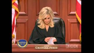 Justice for All with Judge Christina Perez