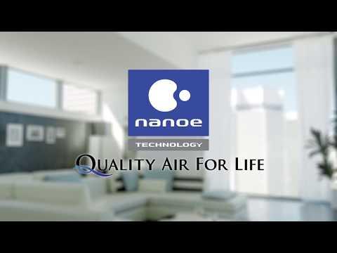 Panasonic Air Conditioners Nanoe-G Technology