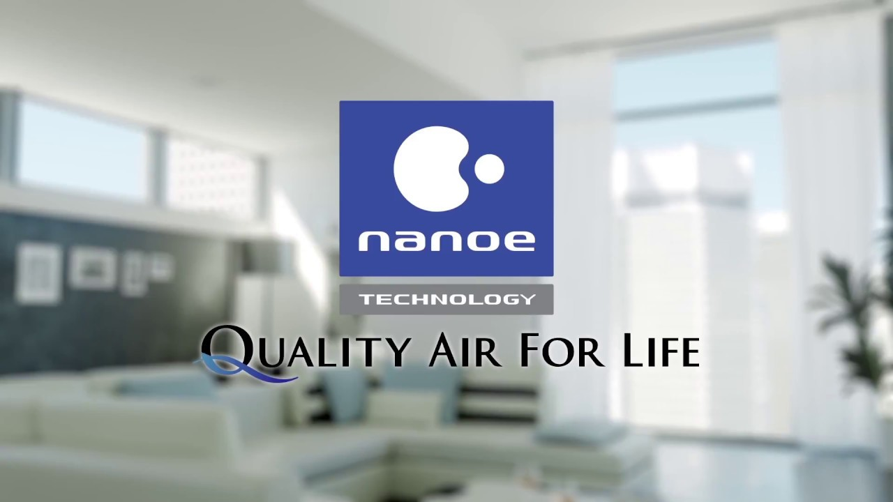 Panasonic Air Conditioners Nanoe G Technology Youtube