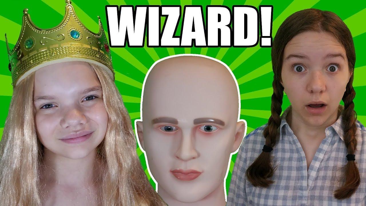 Download Wizard of Oz part 3! A Babyteeth4 Mini Movie