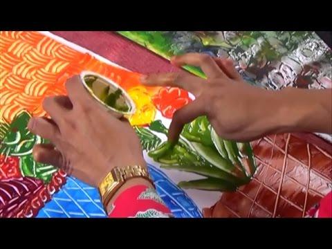 Melukis Dengan Jari Finger Painting Youtube