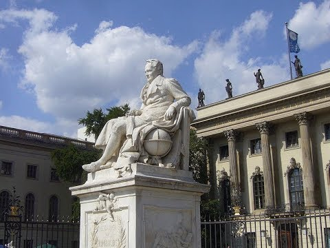 Places to see in ( Berlin - Germany ) Humboldt University