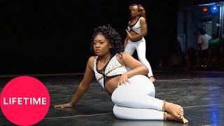 Bring It!: Stand Battle: Dancing Dolls vs. Diamondettes Slow Stand (Season 2, Episode 6) | Lifetime