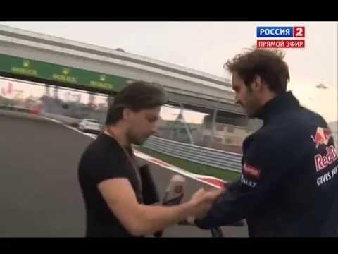 Большой спорт. Формула 1 в Сочи. Россия 2. 21:30. 08.10.2014