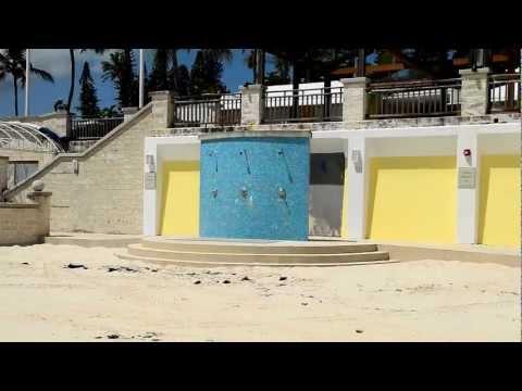 Elbow Beach Pre Hurricane Leslie