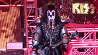 KISS Kruise VII - Hotter Than Hell - Indoor Show #2 11-08-2017