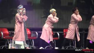 140309 샤이니 종현: Girls, girls, girls