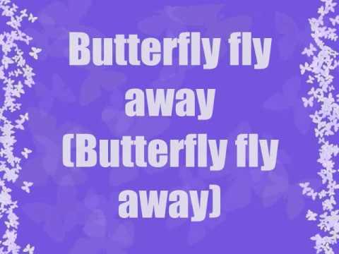 Butterfly Fly Away - Hannah  Montana The Movie - (Billy Ray & Miley Cyrus) LYRICS ON SCREEN !
