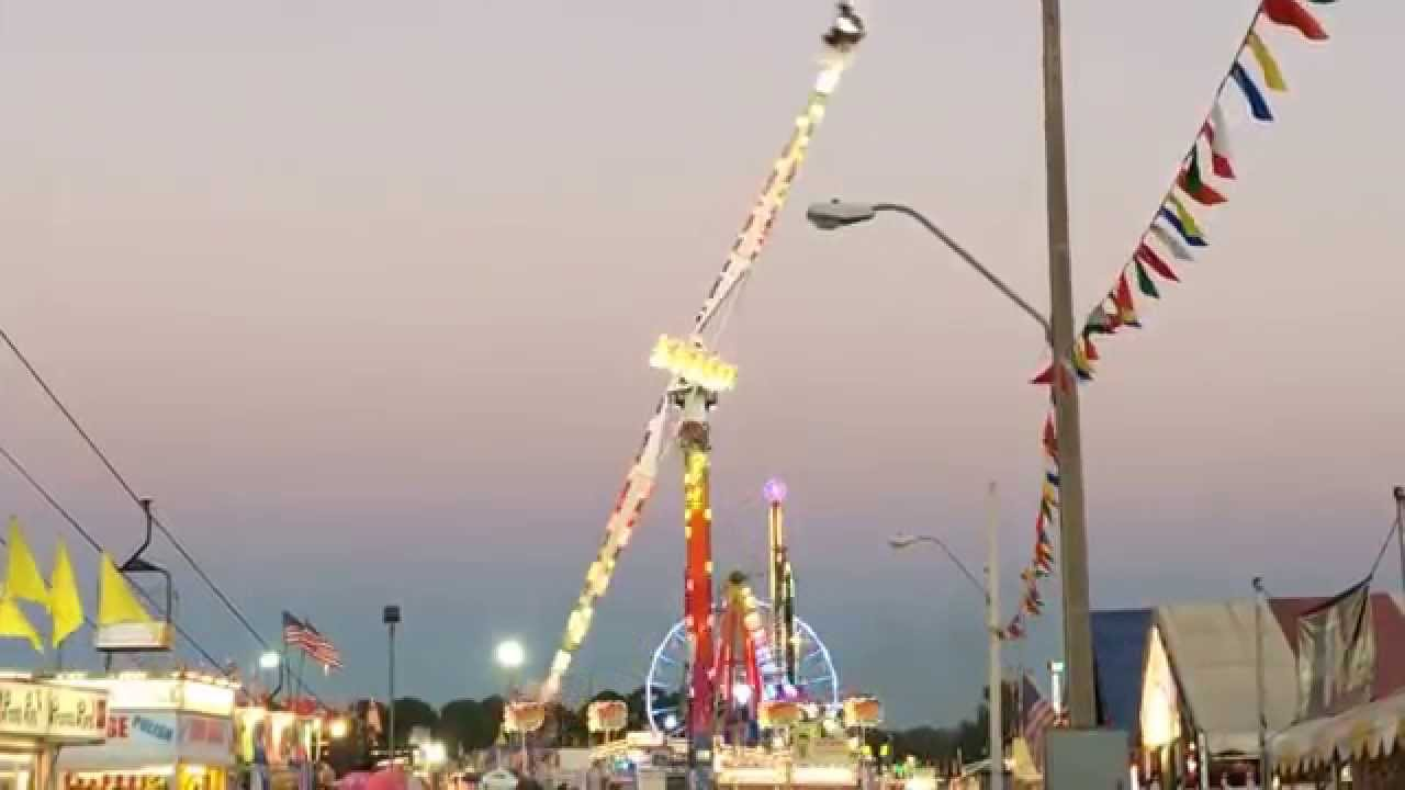 Mississippi State Fair 2015 Youtube