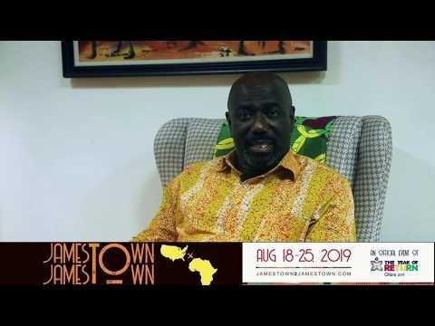 Jamestown to Jamestown Welcome Video