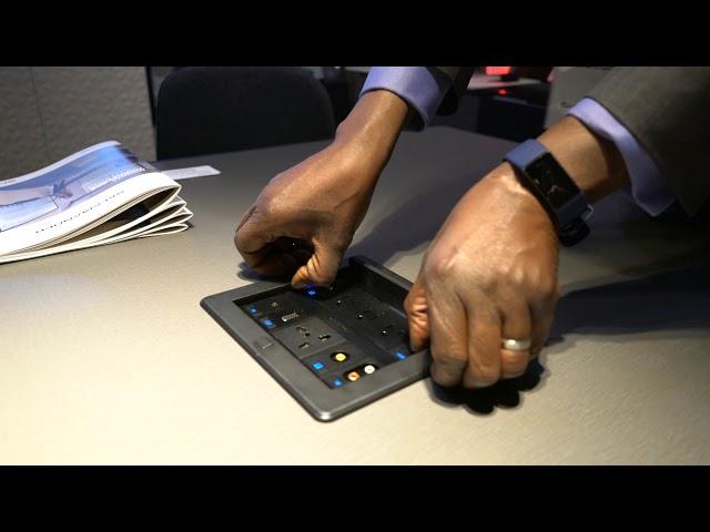 Salamander Designs Design:Tech -  Crestron