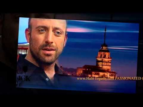 Halit Ergenc ...is singing