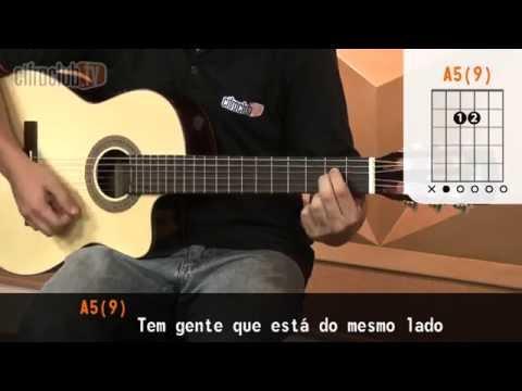 Mais Uma Vez - Renato Russo (aula de violão simplificada)