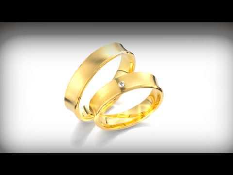 Top 5 MATERIALIEN für TRAURINGE Eheringe Hochzeitsringe  Die besten und schönsten  Hochzeit Heiraten
