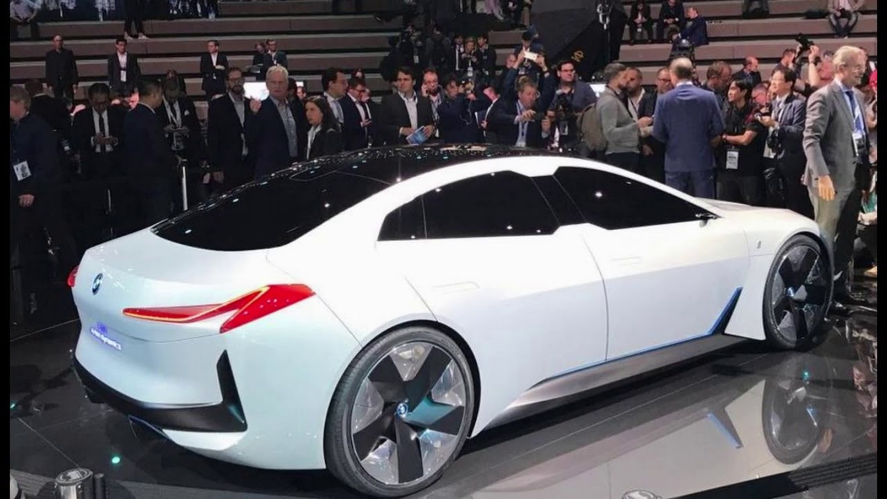 All Of Electric Powered Using New Bmw I5 2018 Bmw Vision Personal